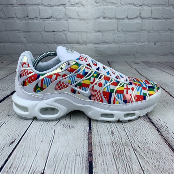 new arrival 3d367 e6f30 Nike🔥Air Max Plus TN World Cup International Pack NWT